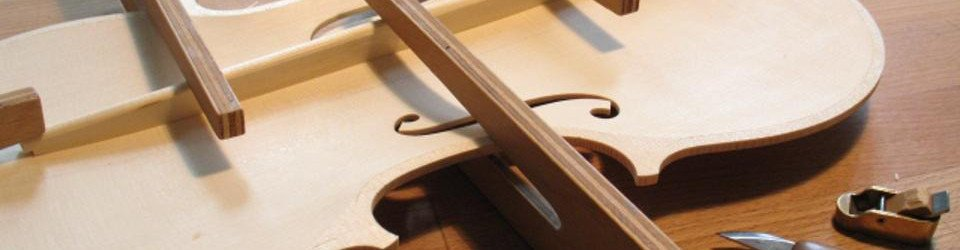 Violinmaking Michael Ledfuss
